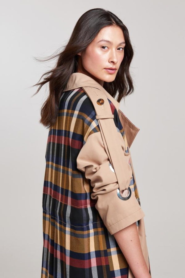 Palones Kimmi Deconstructed Trench 3