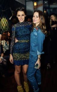 Matthew Williamson Leopard Lace Mini Dress 2 Preview Images