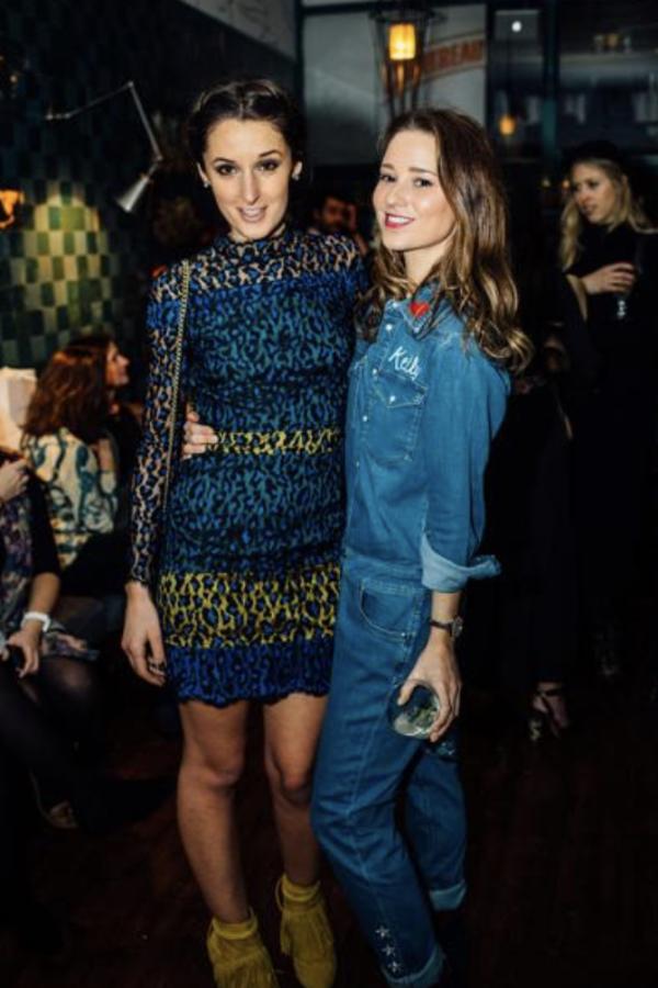 Matthew Williamson Leopard Lace Mini Dress 2