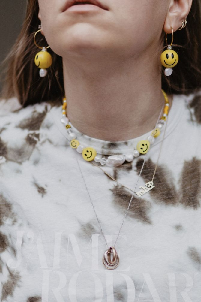 WALD Smiley Dude Necklace 2 Preview Images