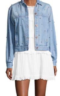 Isabel Marant Yukio tiered white dress  3 Preview Images