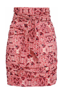 BA&SH Russo Knotted Skirt Preview Images