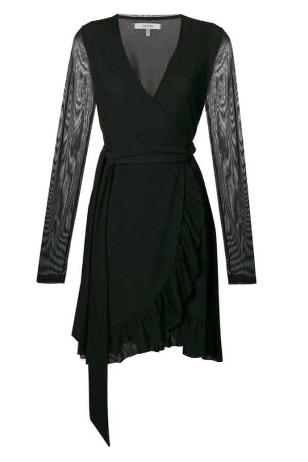 Image 1 of Ganni addison dress