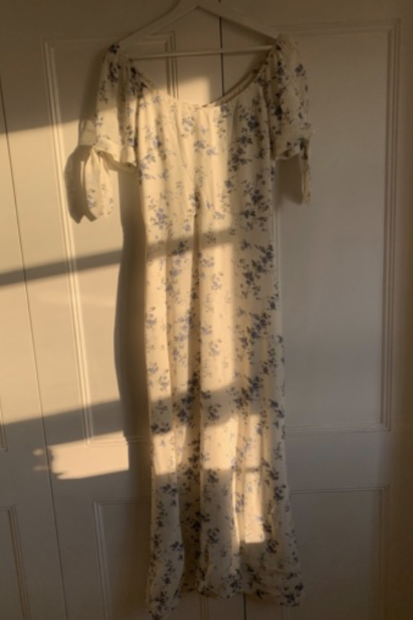 Reformation Meredith Dress 2