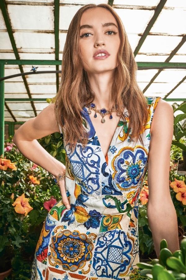 Dolce & Gabbana Maiolica 2018 4