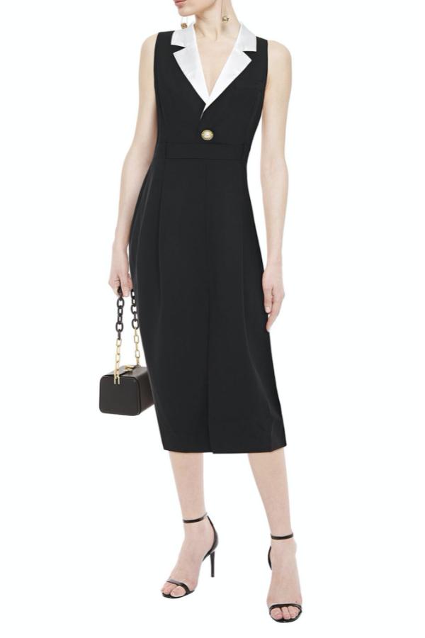 Ronny Kobo Midi dress 2