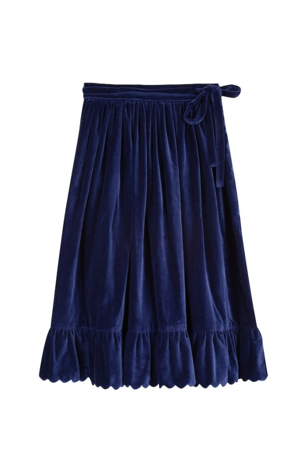 Image 1 of Seraphina the scallop skirt
