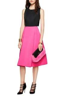 Kate Spade Bow back dress  2 Preview Images