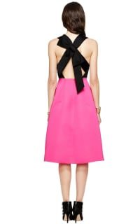 Kate Spade Bow back dress  Preview Images