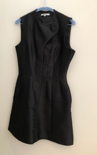 Carven Satin Twill Mini dress  2 Preview Images