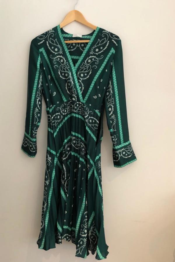 Sandro Cactus Dress 2