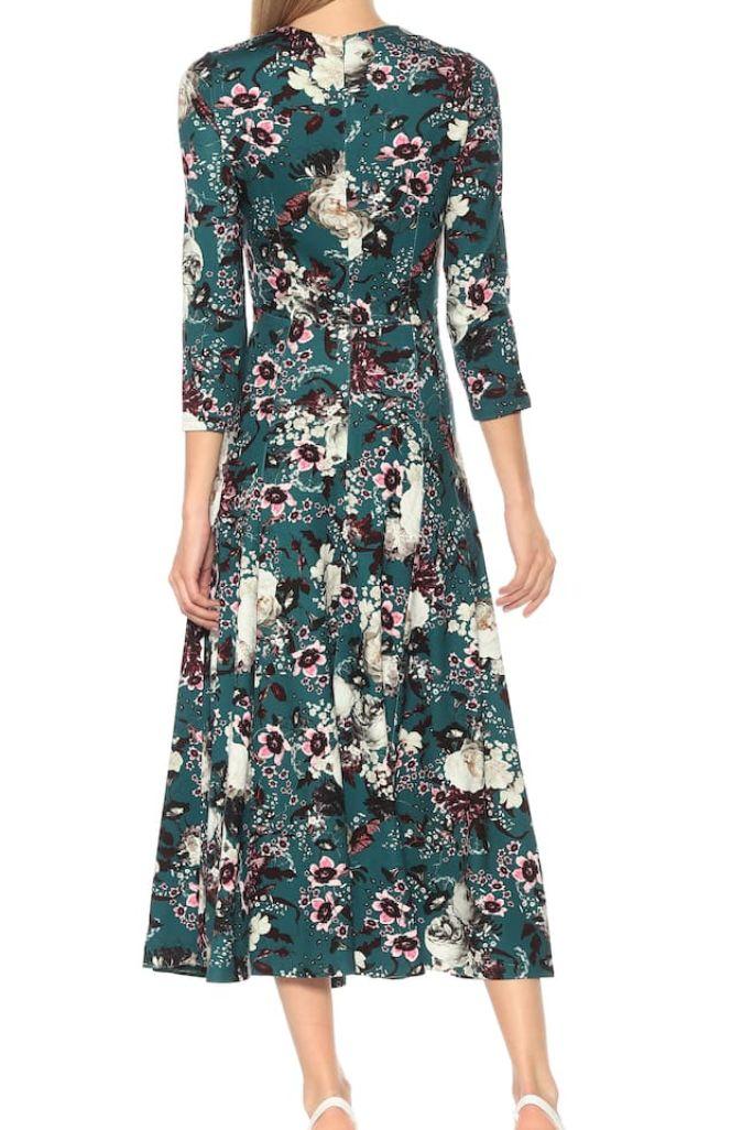 Erdem Caralina Floral Dress 3 Preview Images