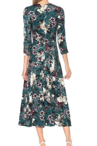 Erdem Caralina Floral Dress 3
