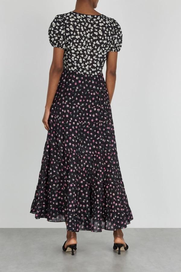 Image 4 of Rixo tamara dress