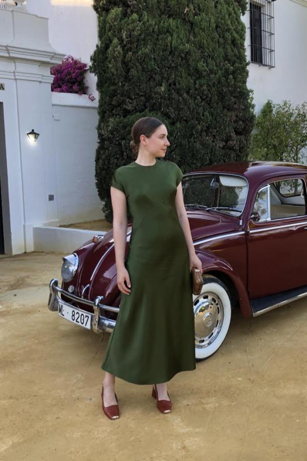 Hanna Fiedler Levi Dress 2