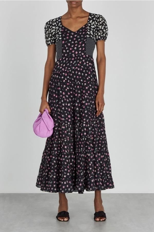 Image 2 of Rixo tamara dress