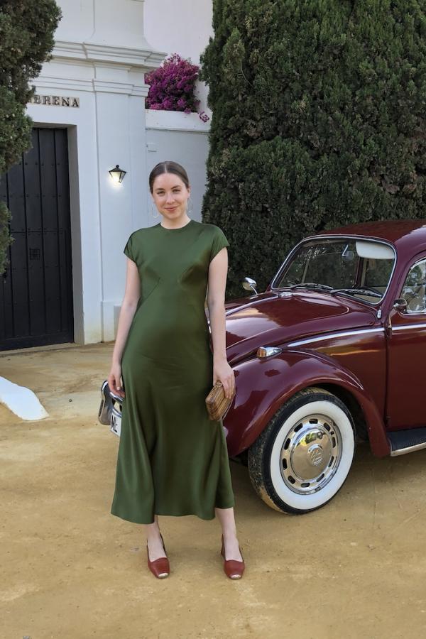 Hanna Fiedler Levi Dress 4