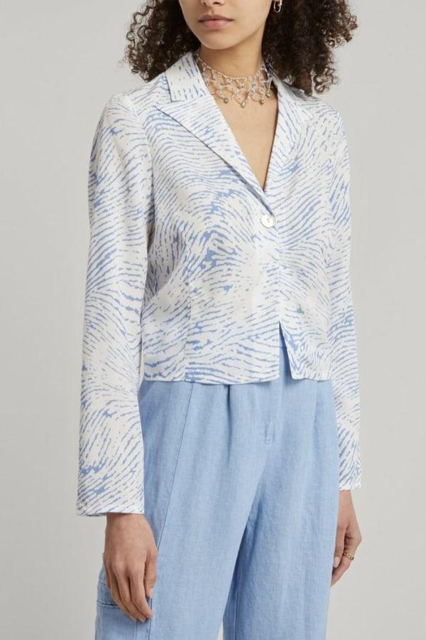 Image 2 of Paloma Wool huella print shirt