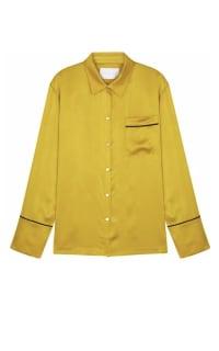 Asceno Pyjama silk shirt Preview Images