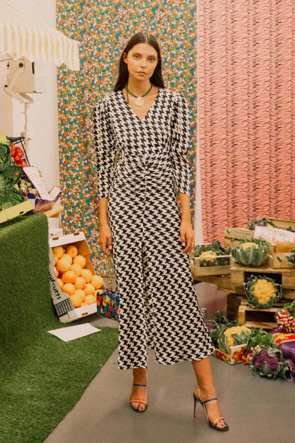 RIXO London The Ziggy Dress  6