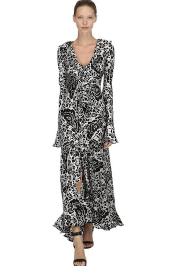 De La Vali Oriental Dress 4