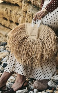Jacquemus Le Petite Baci Woven Straw Bag 4 Preview Images