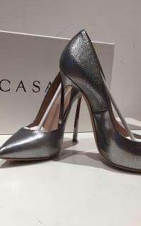 Casedei Silver pumps 2 Preview Images