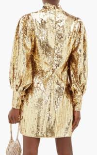 Borgo De Nor Lima sequinned mini dress 4 Preview Images