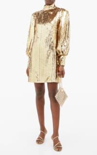 Borgo De Nor Lima sequinned mini dress 3 Preview Images