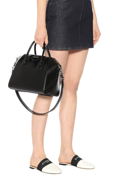 Givenchy Antigona Small leather tote 2