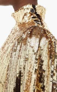 Borgo De Nor Lima sequinned mini dress 6 Preview Images