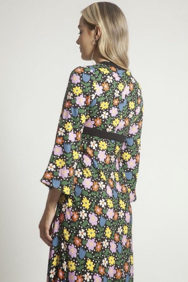 Image 6 of Fresha London freya dress