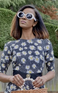 RIXO London Daisy dress 5 Preview Images