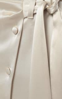 Nanushka Silk Midi Skirt 4 Preview Images