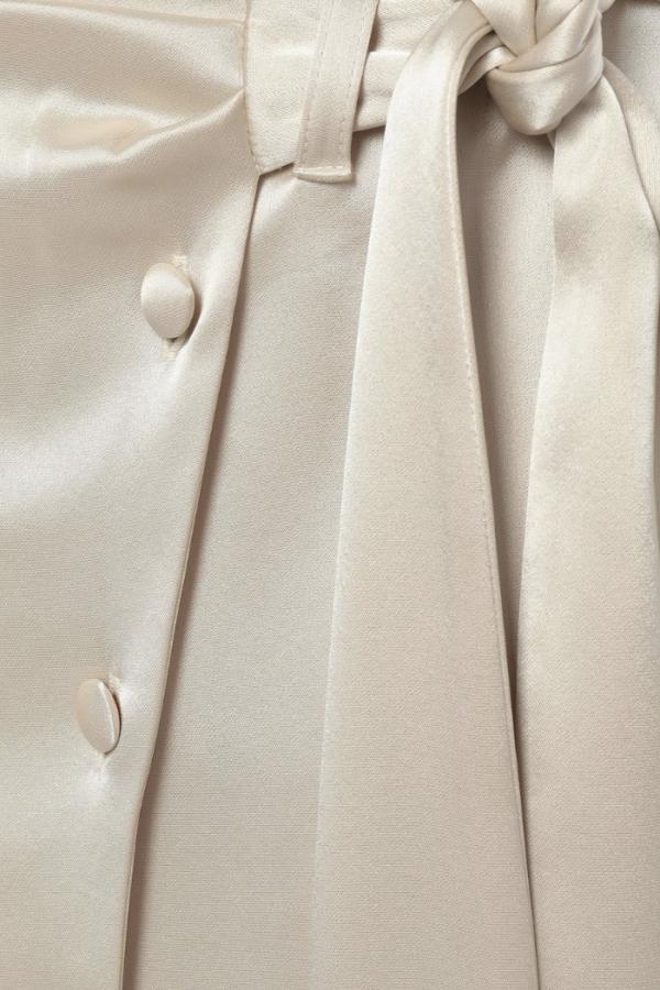 Nanushka Silk Midi Skirt 4