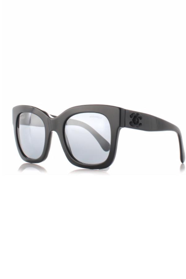 Chanel Mirror Sunglasses