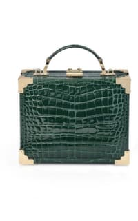 Aspinal of London Mini Trunk Bag Preview Images