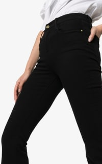 FRAME High rise flared jeans 4 Preview Images