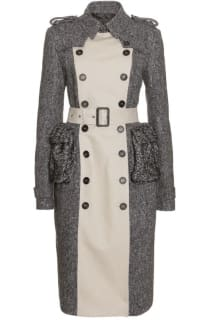 Burberry Burberry Prorsum Trench Coat Preview Images
