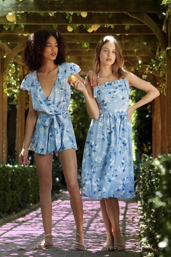 Misa Los Angeles Primrose dress 3