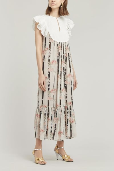 byTiMo Broderie Anglaise Maxi-Dress 3