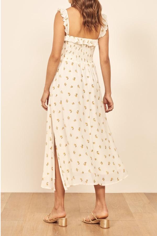 Image 3 of Reformation siesta dress