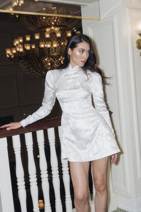 Image 3 of Sau Lee joyce dress