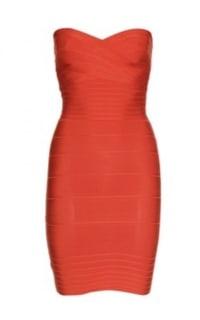 Hervé Léger Mini dress 2 Preview Images