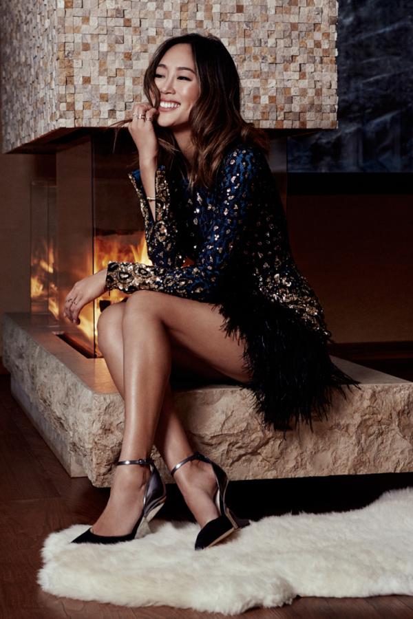 Matthew Williamson Jade Leopard Lace Dress 2