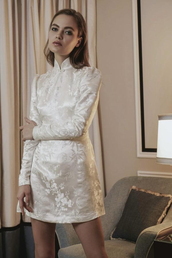 Image 4 of Sau Lee joyce dress