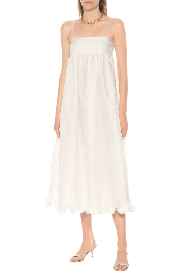 Cecilie Bahnsen Kristal maxi dress 3