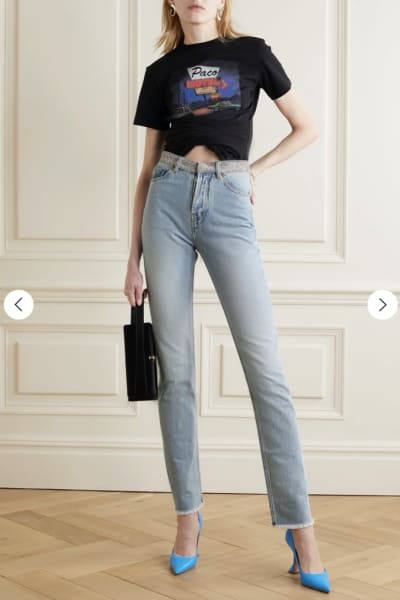 alexandre vauthier crystal jeans 2
