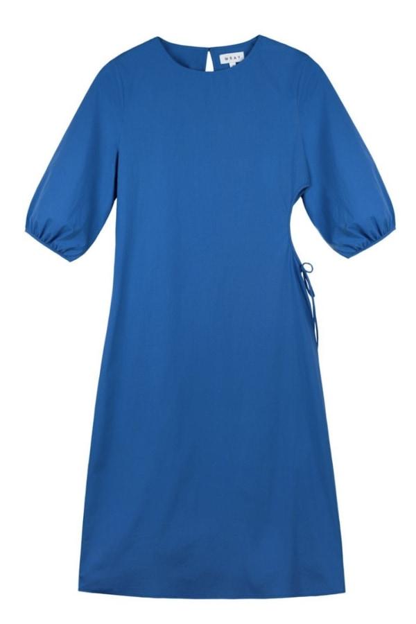 Image 1 of Wray alyssa dress kahlo blue