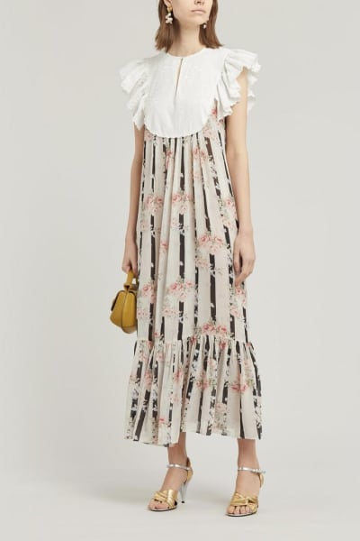 byTiMo Broderie Anglaise Maxi-Dress 2
